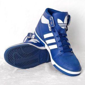 Men's Adidas Originals Blue Sneakers